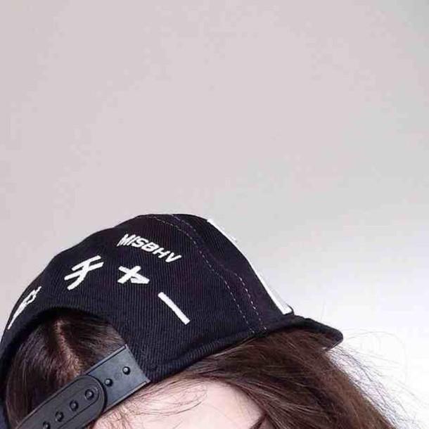hat misbhv cap dope hats wavy trill urban