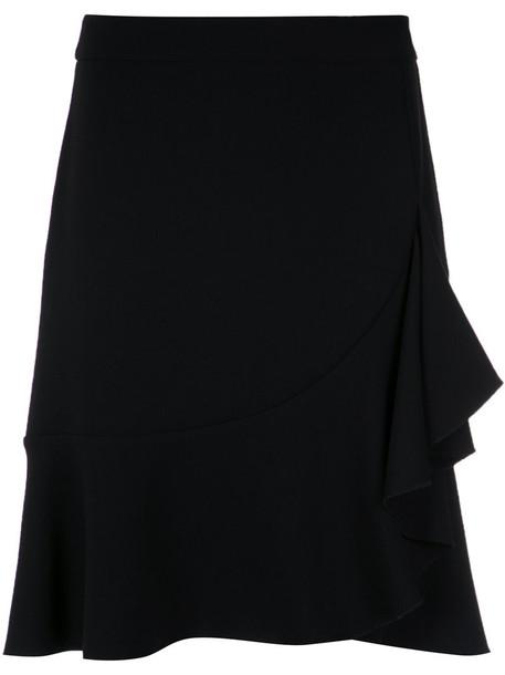 Nk skirt ruffle women spandex