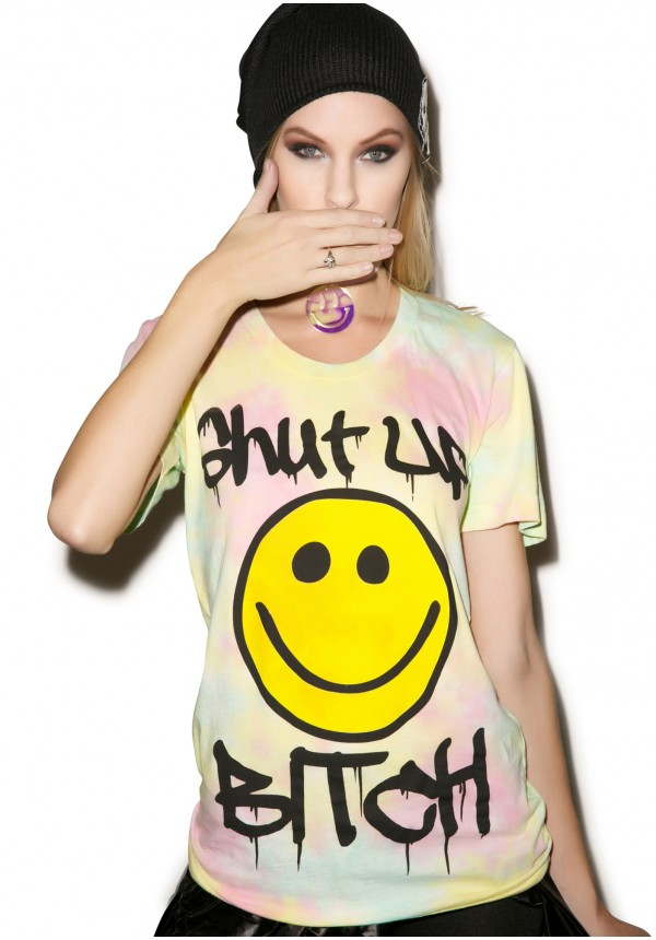 Myvl shut up bitch shirt