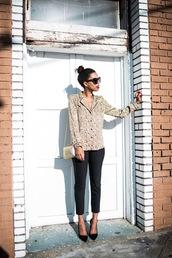 style me grasie,blogger,pajamas,top,sweater,pants,shoes,bag,sunglasses