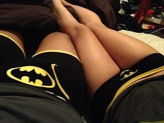 shorts couple matching couples pants underwear cotton batman girlsunderwear clothes boyshorts boxershorts comics