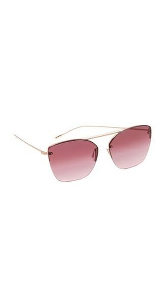 sunglasses rose gold rose gold