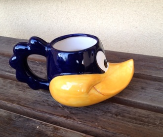 home accessory roadrunner mug looney tunes vintage funny funny mug
