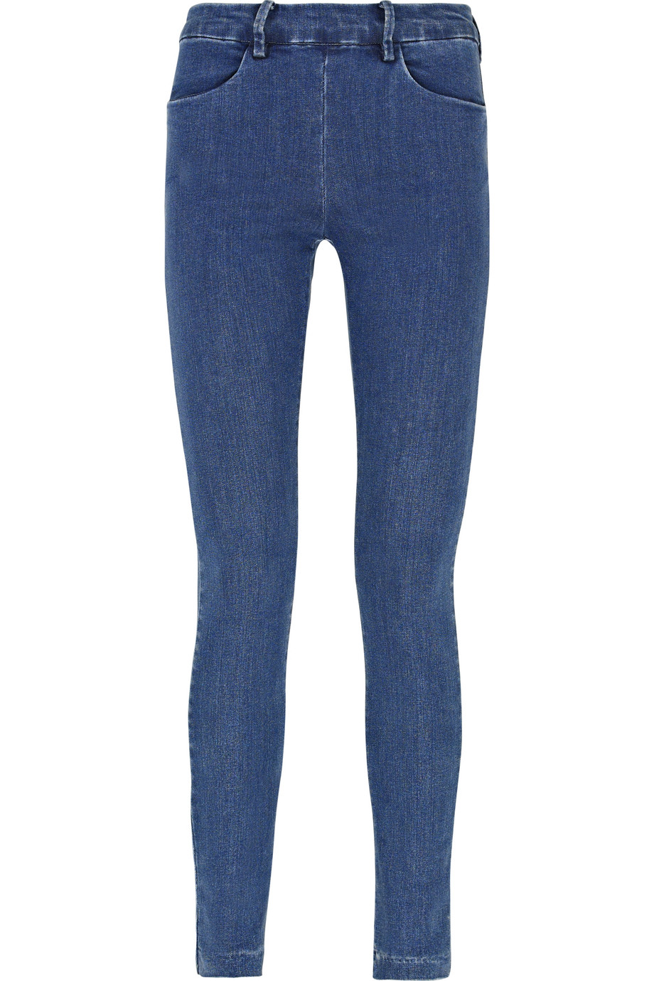 Acne Skin high-rise zip-back skinny jeans - 70% Off Now at THE OUTNET