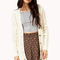 Fireside cable knit cardigan | forever21 - 2040495214
