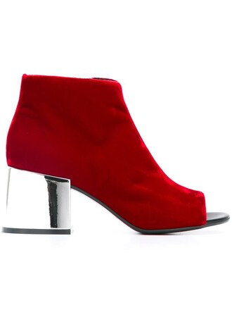 heel boots heel boots red shoes