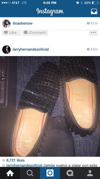 shoes black shoes flats