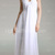 Chiffon Sheath/ Column V-neck Floor-length Evening Dress - USD $ 149.99