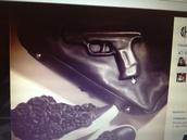 bag,gun fashion bloggers bag black clutch