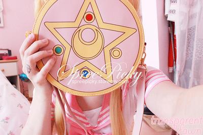 Super Cute Sailor Moon Transformation Bag Shoulder Bag  {Free Ship} SP130169 · SpreePicky · Online Store Powered by Storenvy