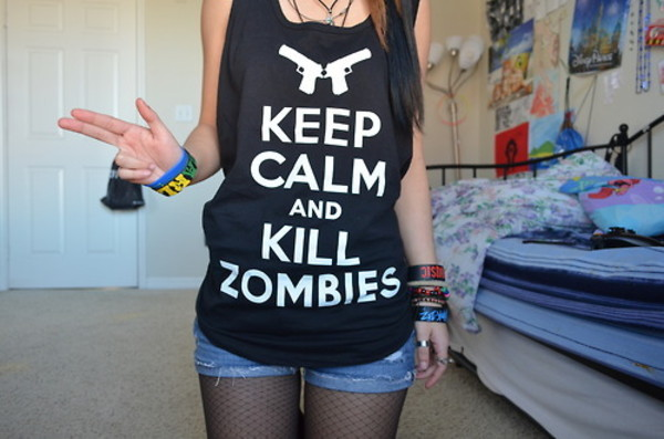 tank top keep calm black tank top shirt