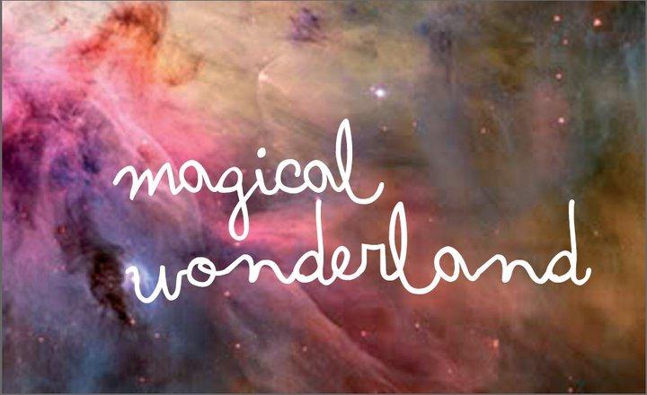 Magical wonderland — home