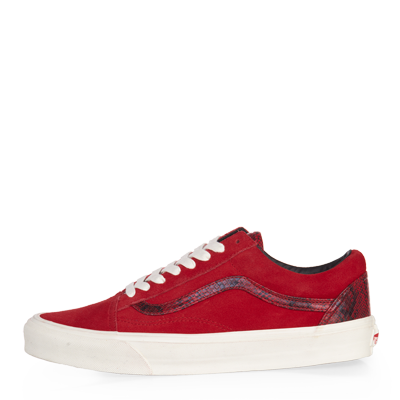 Vans Old Skool Year Of The Snake red Skate SNIPES Online