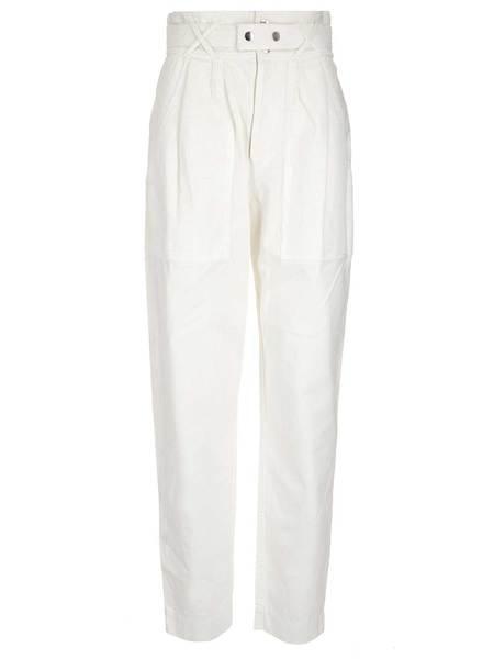 Isabel Marant Lago High Waisted Pants