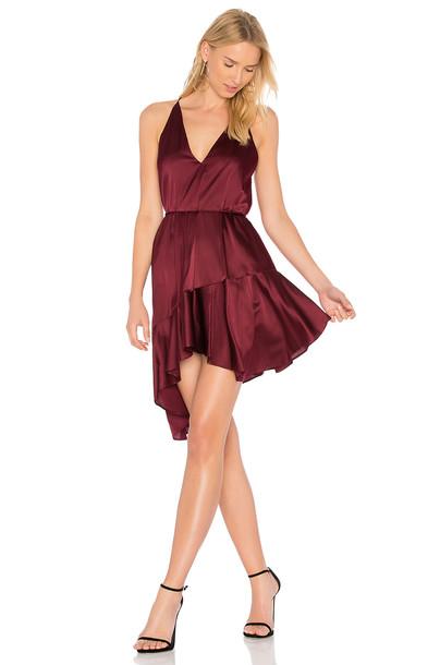 dress silk dress silk burgundy
