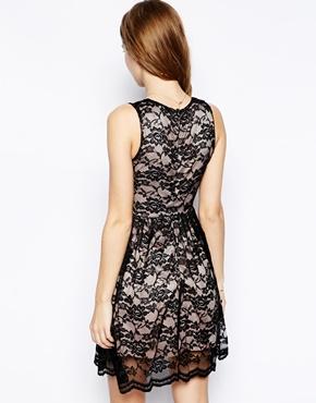 Mela Loves London | Mela Loves London Lace Dress at ASOS