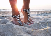 jewels,barefoot sandals,barefoot wedding,bridal jewelry,beach,beach bride,boho bride,boho jewelry,beach jewelry,beach babe,beach shoes,flip-flops,holidays,holiday shoes,Soleless sandals,sandals,destination wedding,nelipots,open toes,anklet,silver anklet