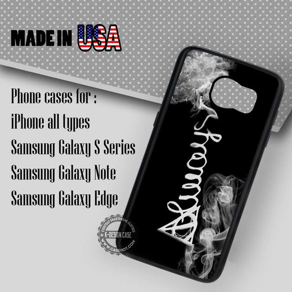 phone cover always harry potter