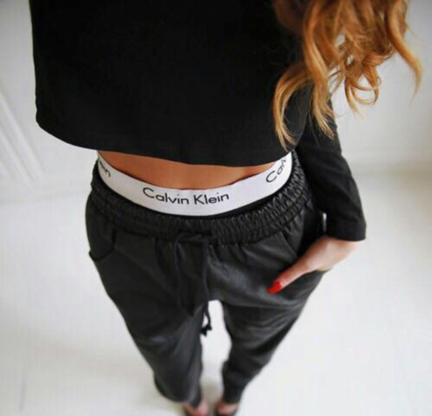 underwear calvin klein underwear pants calvin klein calvin klein underwear sweater cropped sweater leather leather pants leather sweatpants heels pointed toe sweatpants joggers black pants cardigan coat black shirt sweatpants leather joggers calvin klein underwear outfit black sweatpants blouse leggings lethr +t shirt black calvin klein underwear crop tops black leather pants jeans leather black joggers calvin