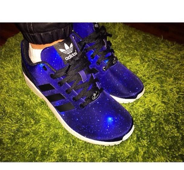 adidas zx flux galaxy