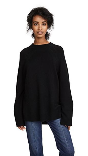 Edition10 sweater black