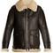 Yeoville oversized shearling jacket