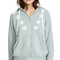 Wildfox cosmos zip hoodie