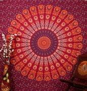 home accessory,indie,indian,indie boho,traditional,mandala,mandala wall hanging,mandala fabric,blue mandala,mandala roundies,roundie mandala,mandala roundie,round mandala tapestries,tapestry,wall tapestry,dorm tapestry,elephant tapestry