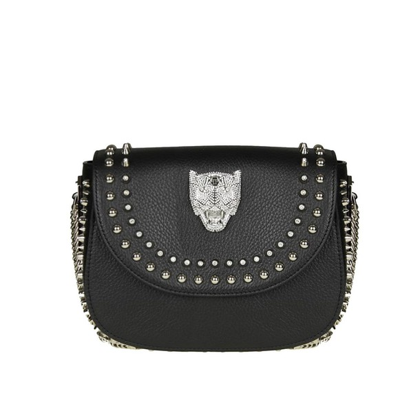 PHILIPP PLEIN mini women bag mini bag black