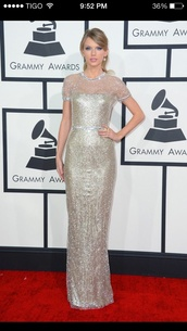 dress,taylor swift,prom dress,jumpsuit,onesie,pink,dencia,grammys 2016,pants,top