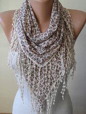 scarf,leopard print,shawl,lariat,cowl