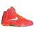Nike LeBron XI - Boys' Grade School - Basketball - Shoes - Laser Crimson/White/Pink Flash/Total Orange