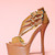 Three Strap Platform Heels - Pinch-21 | uoionline.com: Women's Clothing Boutique