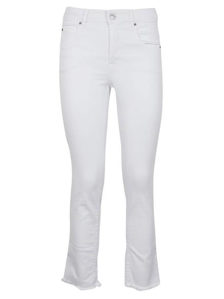 Isabel Marant etoile jeans white