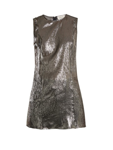 Lemaire top sleeveless top sleeveless silver