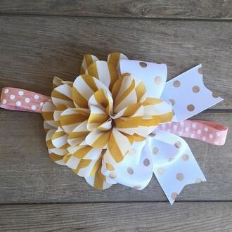hair accessory bow bow clip spring summer hair clip