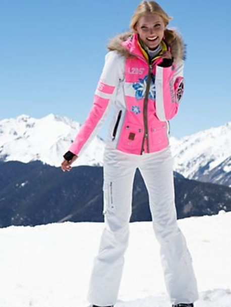 jacket, skiing, winter sports, winter jacket, ski pants ...
