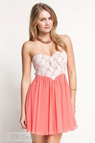 dress girly tbdress-club cute dress