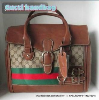 bag guccihandbag gucci handbag canvas bag