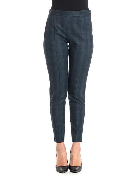 NEWYORKINDUSTRIE cotton blue pants
