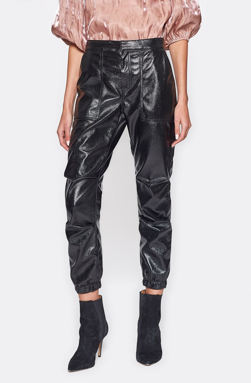 Findley Faux Leather Pants