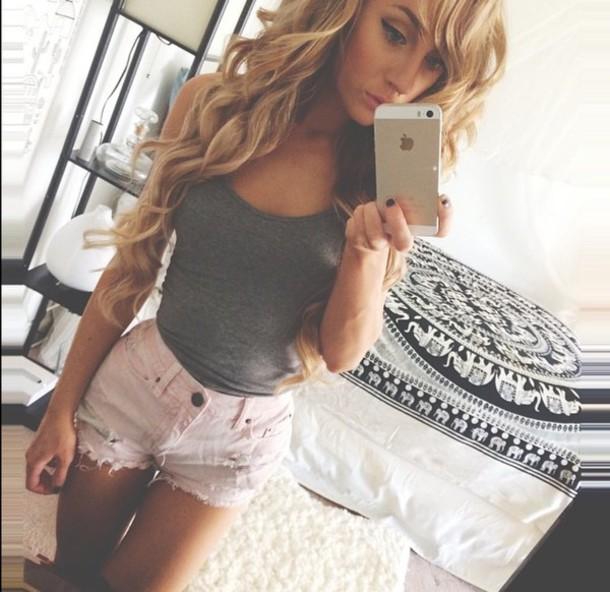 shorts aspen mansfield pink shorts summer shorts