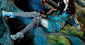 pants,thigh highs,socks,elena gilbert,the vampire diaries,nina dobrev,dress,shoes,knee high socks