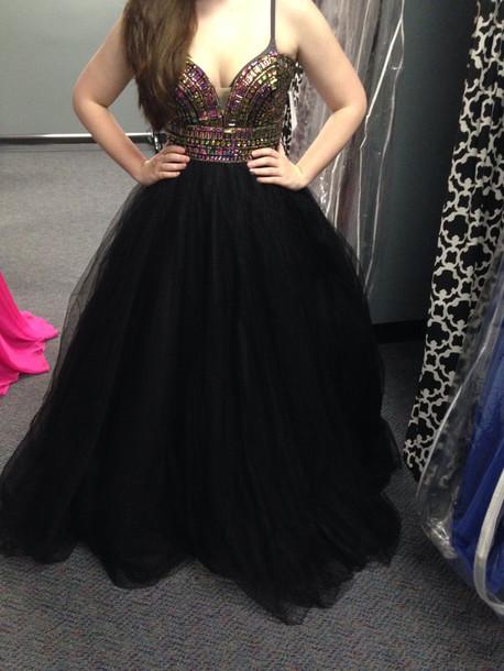 dress black prom dress black prom dress