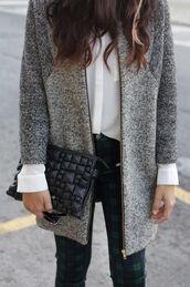 coat,grey,bag,origami,cardigan,fashion,lovely,beautiful,classy,women's coats,t-shirt,wow,style,sweet