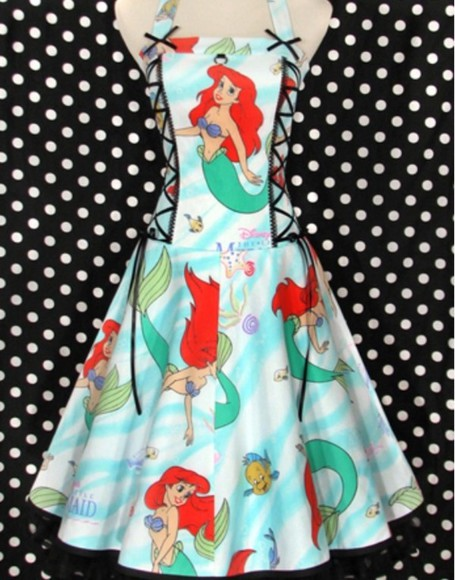 ariel the little mermaid the little mermaid dress disney princesses