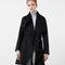 Wide lapel wool-blend coat - woman | mango sweden