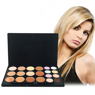 make-up home goods galore concealer contour makeup palette