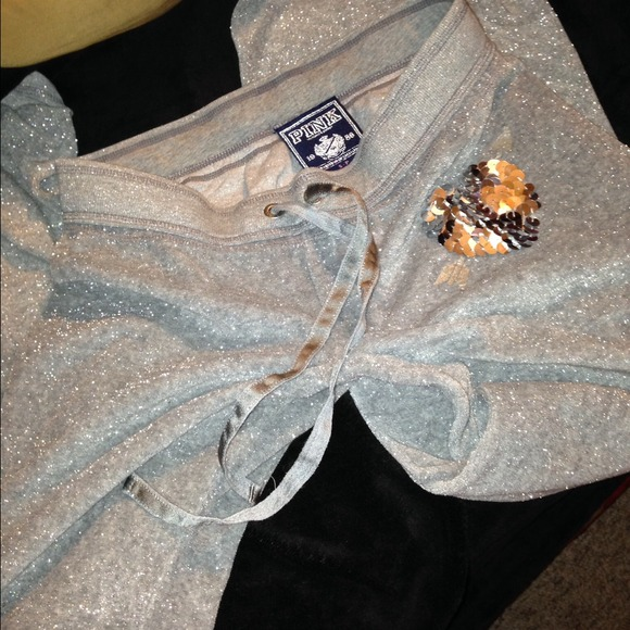 Victoria's secret blinged pants from kiarra's closet on poshmark