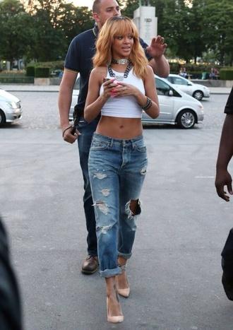 jeans rihanna jeans